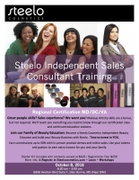 Independent Beauty Educator/Consultant Training MD/DC/VA - 10/8/16